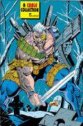X-Force Vol 1 8 Bonus Pinup 1
