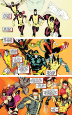 X-Men (Earth-14923) from Uncanny X-Men Vol 3 28 001