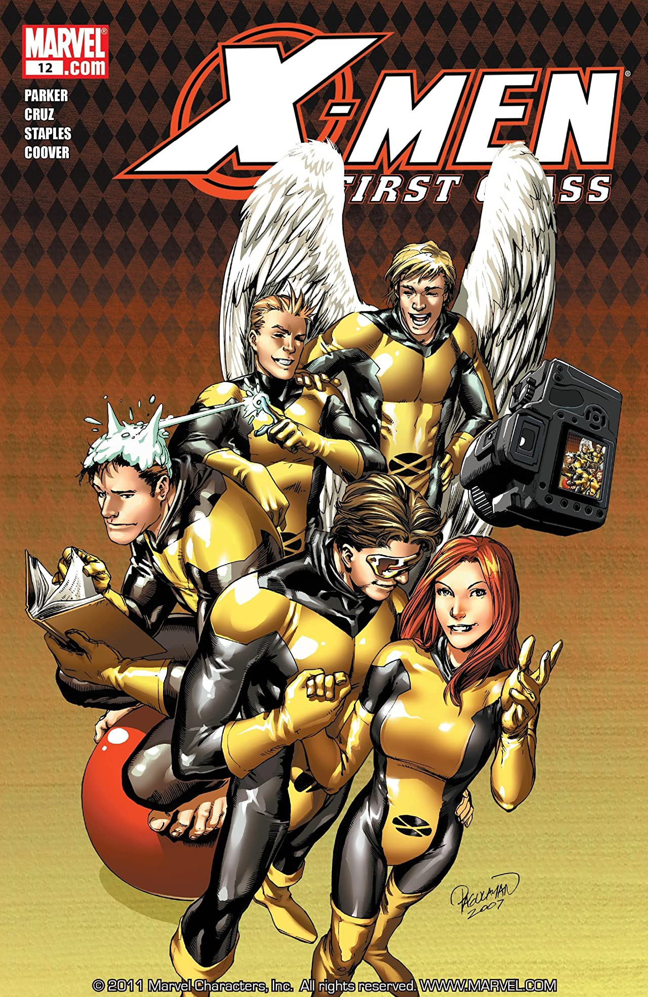 X-Men First Class Vol 2 12