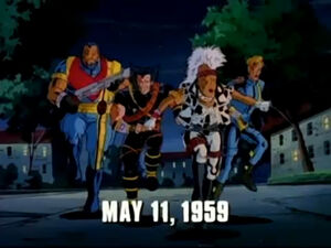 X-Men The Animated Series Season 4 2 Screenshot