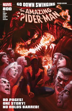 Amazing Spider-Man Vol 1 800