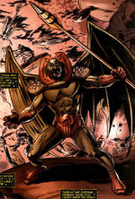 Annihilus (Earth-9997) from Paradise X Vol 1 0 0001