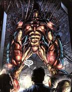 Anthony Stark (Earth-616), Iron Man Armor Model 26 MK I from Incredible Hulk Vol 2 71 001