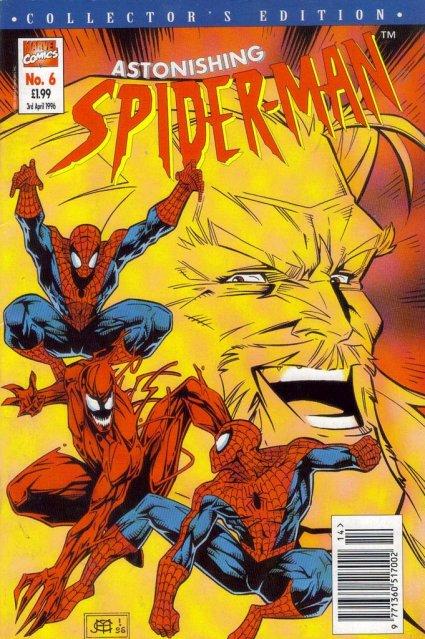 Astonishing Spider-Man Vol 1 6