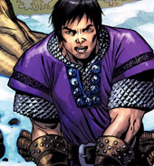 Balder (Earth-1610) from Ultimate Comics Thor Vol 1 1 0001