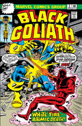 Black Goliath Vol 1 2