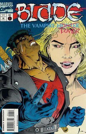 Blade The Vampire-Hunter Vol 1 6