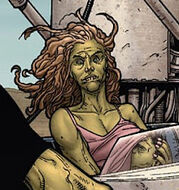 Bobbie-Jo Banner (Earth-807128) and Bruce Banner Jr. (Earth-807128) from Wolverine Vol 3 66 001