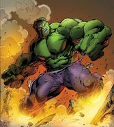 Bruce Banner (Earth-616) from Avengers Assemble Vol 2 6 001