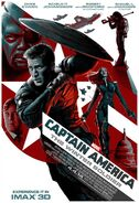 Captain America The Winter Soldier poster 011