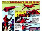 Daredevil's Billy Club/Gallery