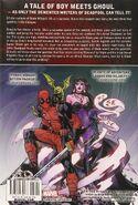 Deadpool Dracula's Gauntlet HC Vol 1 1 Back