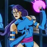 Psylocke (X-Men Animated Series) 1