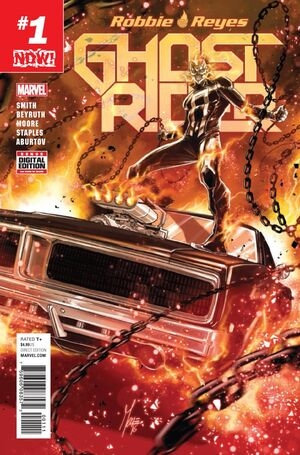 Ghost Rider Vol 8 1