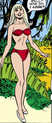 Gwendolyne Stacy (Earth-616) from Amazing Spider-Man Vol 1 103