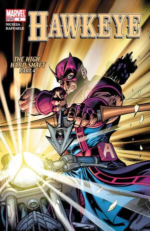 Hawkeye Vol 3 4