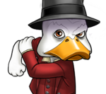 Howard the Duck (Earth-TRN562) from Marvel Avengers Academy 005