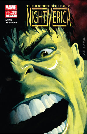 Hulk Nightmerica Vol 1 2