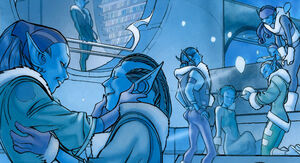 Ice Elves from Thor Vol 1 615 001