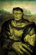 Indestructible Hulk Vol 1 12 Del Mundo Variant Textless