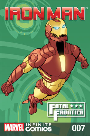 Iron Man Fatal Frontier Infinite Comic Vol 1 7