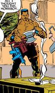 Jerome Hamilton (Battleaxe) (Earth-616) from Uncanny X-Men Vol 1 261 0001