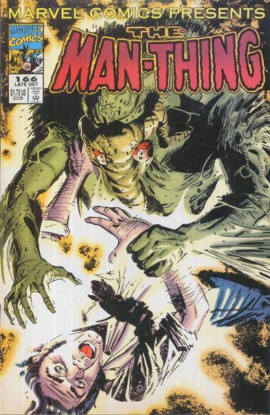 Marvel Comics Presents Vol 1 166