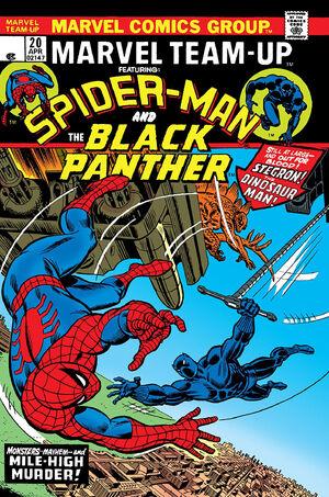 Marvel Team-Up Vol 1 20