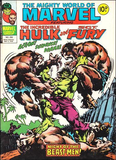 Mighty World of Marvel Vol 1 292