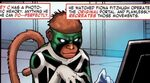 Monkey-C (Earth-95019) from Marvel Apes Amazing Spider-Monkey Special Vol 1 1 0002