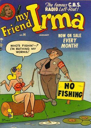 My Friend Irma Vol 1 14