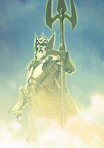 Odin Borson (Earth-1610) from Ultimate Comics Ultimates Vol 1 4