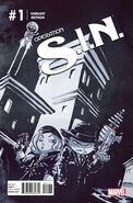 Operation S.I.N. Vol 1 1 Baby Variant