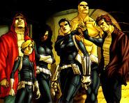 Secret Warriors (Earth-616) from Dark Reign New Nation Vol 1 1 001