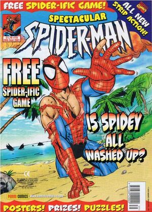 Spectacular Spider-Man (UK) Vol 1 73