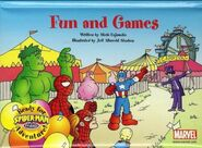 Spider-Man & Friends Fun and Games Vol 1 1