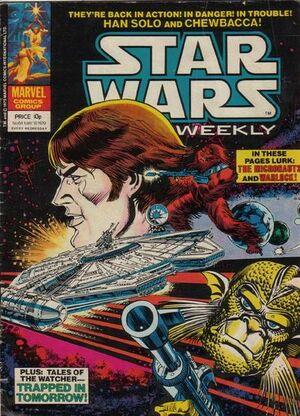 Star Wars Weekly (UK) Vol 1 64