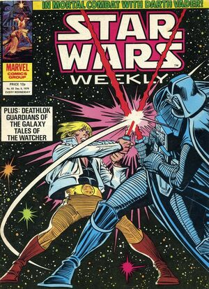 Star Wars Weekly (UK) Vol 1 93