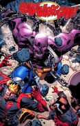 Thanos (Earth-616) from Thanos Imperative Ignition Vol 1 1 001