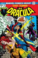 Tomb of Dracula Vol 1 9