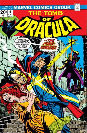 Tomb of Dracula Vol 1 9