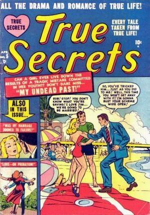 True Secrets Vol 1 5