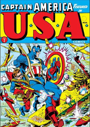 U.S.A. Comics Vol 1 7