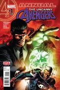 Uncanny Avengers Annual Vol 2 1