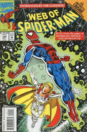 Web of Spider-Man Vol 1 104