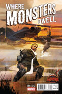 Where Monsters Dwell Vol 2 1 Maleev Variant