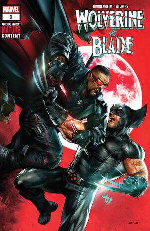 Wolverine vs. Blade Special Vol 1 1