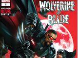 Wolverine vs. Blade Special Vol 1