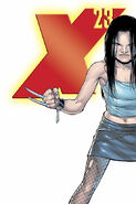 X-23 Vol 1 1 Textless