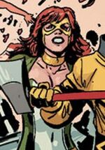 Alana Jobson (Earth-93787) from Age of Ultron vs. Marvel Zombies Vol 1 4 0001